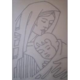 Madonna con Bambino 1