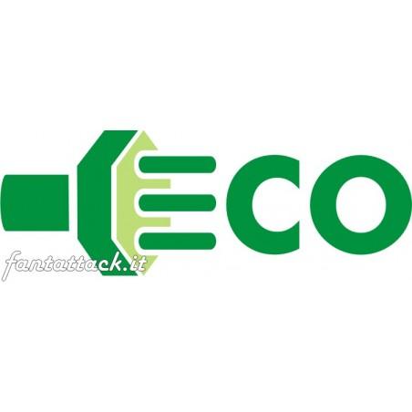 2 ADESIVI x Impianto Ecologico Elettrico