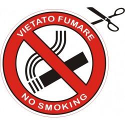2 ADESIVI Vietato Fumare...