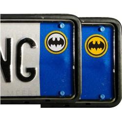 Bollini Cerchio Targa Batman